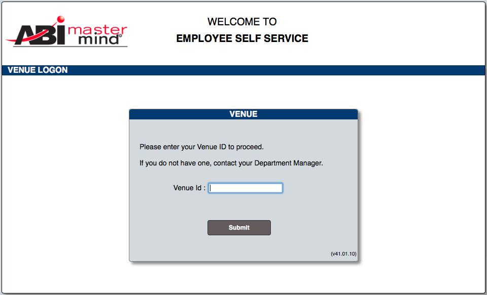 abi employee self service